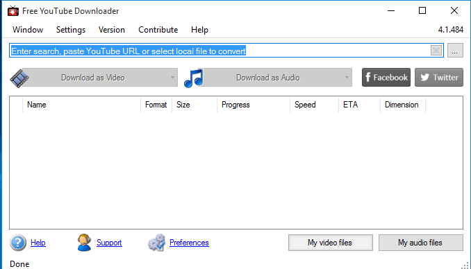 uninstall Free YouTubeDownloader