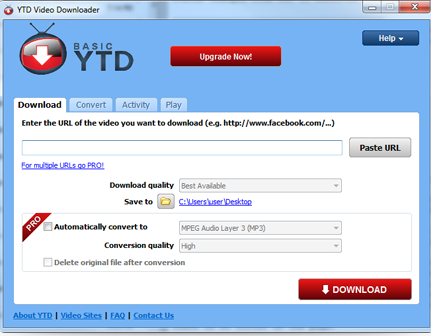 uninstall YTD Downloader