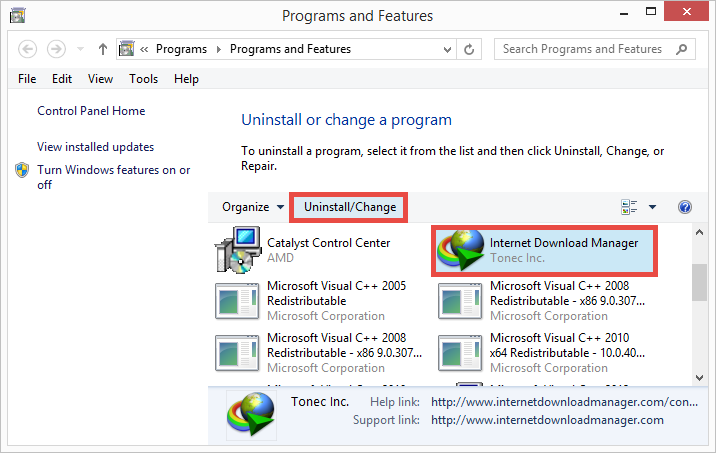 uninstall Internet Download Manager (1)