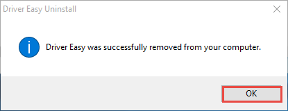 Driver Easy uninstall prompts (2)