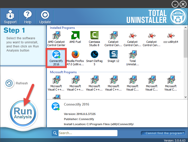 Uninstall Connectify Hotspot (10)