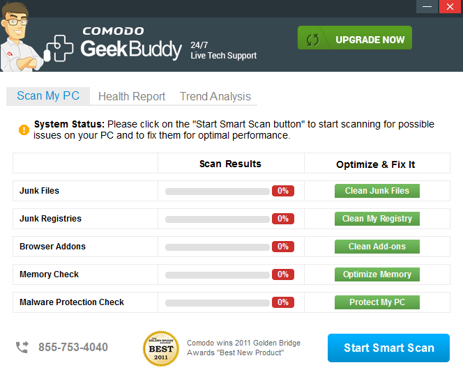 Uninstall GeekBuddy - Total Uninstaller (1)