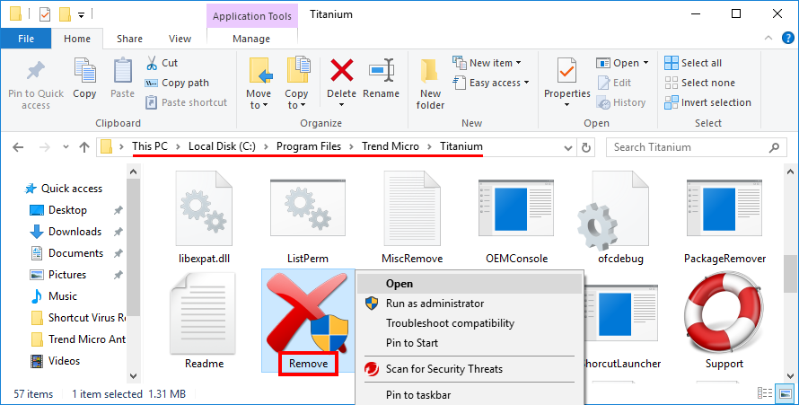 how to uninstall Trend Micro Antivirus+ (3)