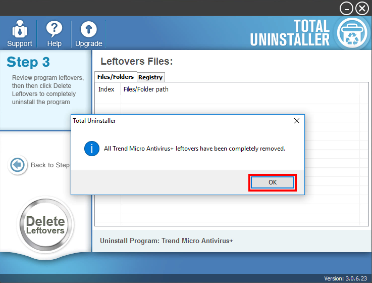 how to uninstall Trend Micro Antivirus+ (9)