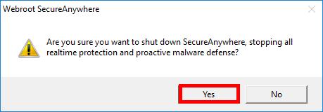 uninstall Webroot SecureAnywhere Antivirus 2016 (4)