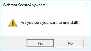 uninstall Webroot SecureAnywhere Antivirus 2016 (8)