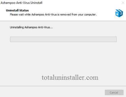 Uninstall Ashampoo Anti-Virus on Windows - Total Uninstaller (14)