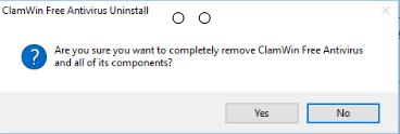 uninstall ClamWin Antivirus on Windows - Total Uninstaller (10)