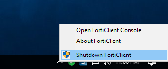 uninstall FortiClient on Windows - Total Uninstaller (2)