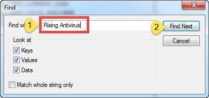 Uninstall Rising Antivirus - Total Uninstaller (11)