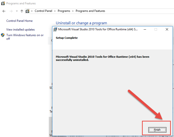 How Can Totally Remove Microsoft Visual Studio