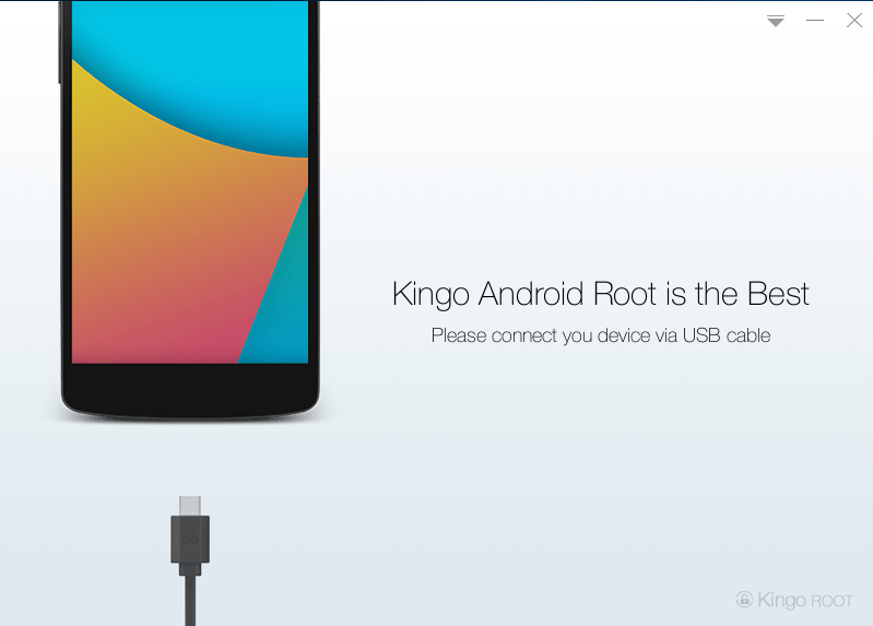 uninstall Kingo Android Root