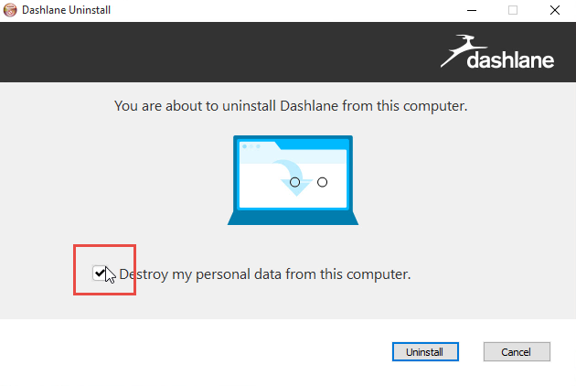 Remove Dashlane from Your Computer with Effective Uninstall