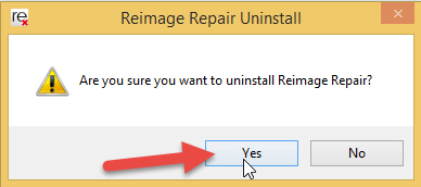 reimage repair popup removal windows 10
