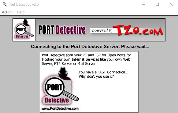 remove Port Detective
