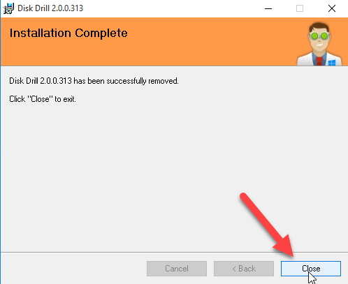 How Do You Uninstall Disk Drill on Windows Based Computer