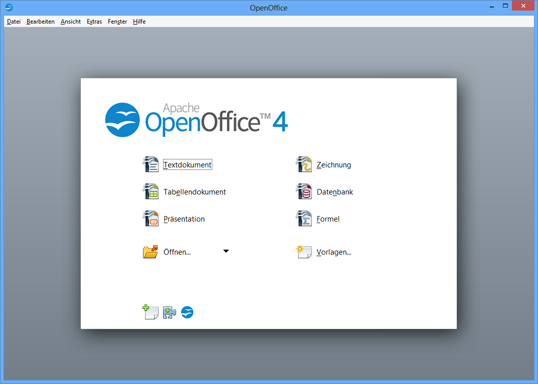 uninstall Apache OpenOffice