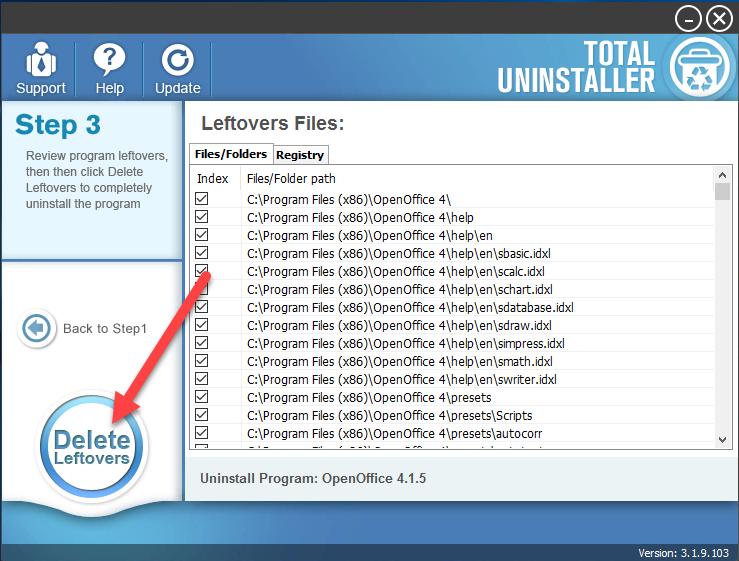 delete_leftovers_Apache_OpenOffice