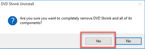 totally remove dvd shrink from windows system rh totaluninstaller com dvd shrink manual pdf dvd shrink user manual pdf