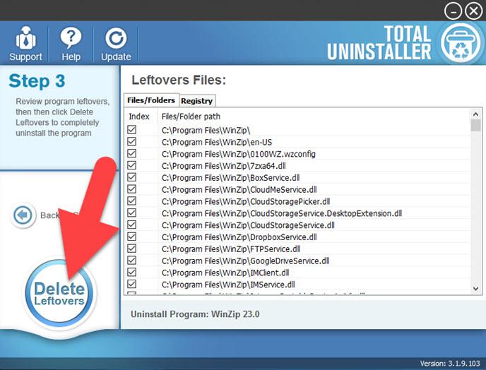 delete_WinZip_leftovers