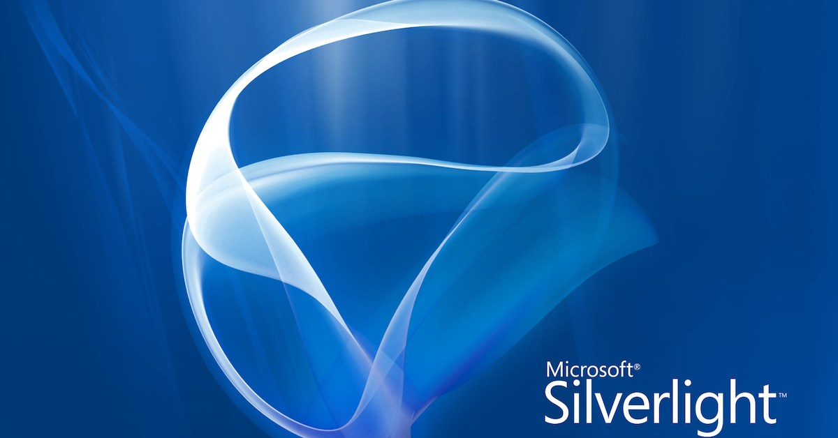 uninstall Silverlight