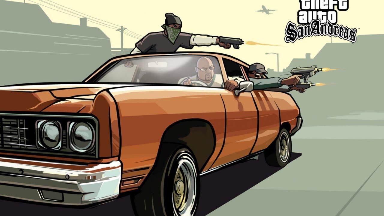 uninstall GTA: San Andreas