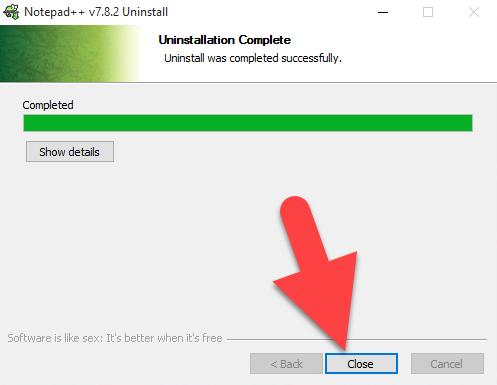 Notepad++_uninstall3