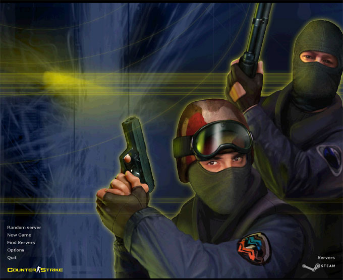 Uninstall Counter-Strike