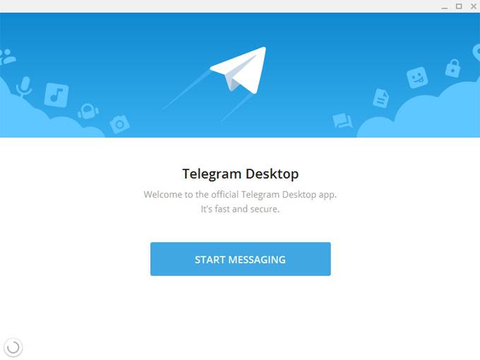 Uninstall Telegram