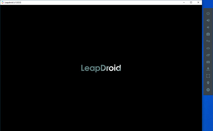 uninstall_LeapDroid