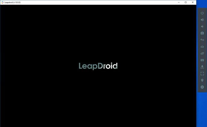 uninstall_LeapDroid